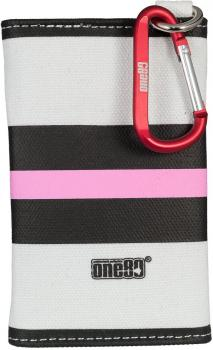 One80 Canvas Tasche White/Pink