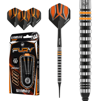 Winmau Fury Softtip