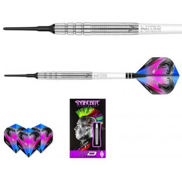 Red Dragon Peter Wright Snakebite PL15 Softtip